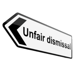 unfail dismissal