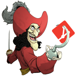 git hooks with captain hook ARRR!